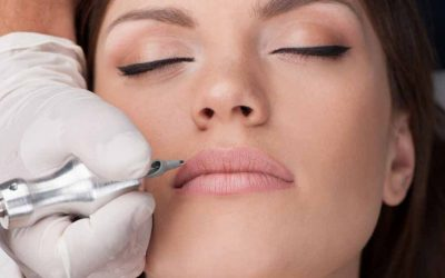 What Is Cosmetic Lip Tattooing?