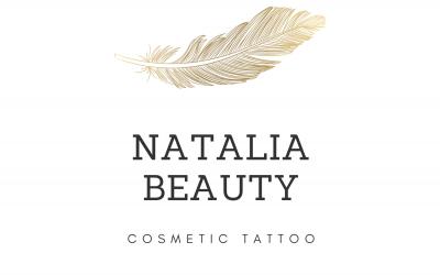 Former Prestige Beauty Cosmetic Tattoo Name for Natalia Beauty Cosmetic Tattoo Rebranding